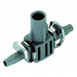 Gardena Tee Joint (4mm) For Spray Nozzles - Single Gardena Micro Drip System Fittings