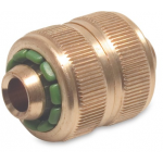 0.5 Inch Brass Hose Repairer Brass Fittings