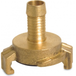 Geeka Type Brass Quick Coupler Hose Tail  Brass Hose Fittings