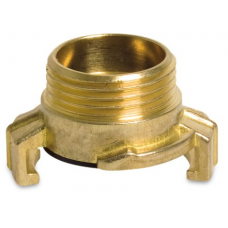 Geeka Type Brass Quick Coupler Male Thread Brass Hose Fittings