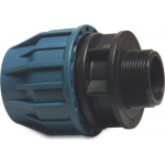Adapter Male Compression Water Distribution and MDPE Fittings