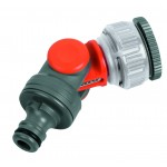 Gardena Angled Hose Connector-2999-20 Gardena Fittings
