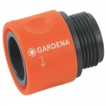Gardena Threaded Hose Connector 26,5 mm - G 0.75 inch 2917-26 Gardena Fittings