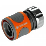 Gardena Premium Metal Hose Connector 8166-28 Gardena Fittings