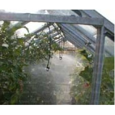 Overhead Watering Kit Max 3.5m x 2.5m greenhouse and polytunnel watering