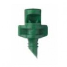 90 Degree One Piece Micro Jet Green Micro Sprinklers