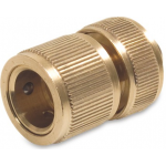 Brass Hose Connector for 0.75 inch Hose Brass Fittings