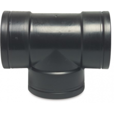 Equal Female Tee Polypropylene PVC and Polypropylene Fittings