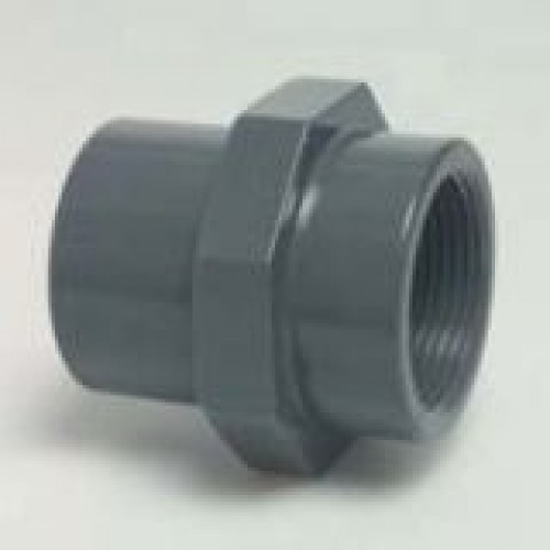 Pvc Solvent Weld Adapter Socket By Female Thread