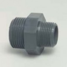 PVC Threaded Reducing Nipple