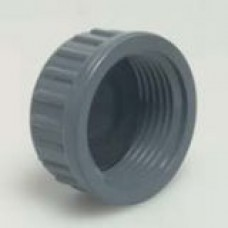 PVC Threaded End Cap PVC and Polypropylene Fittings