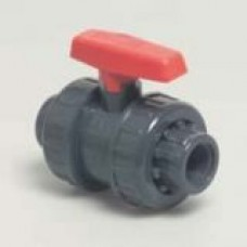 PVC Threaded Double Union PVC and Polypropylene Fittings