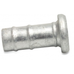 Bauer Type S78 Galvanised Female Part with Hose Tail  Bauer Type Fittings