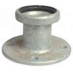 Bauer Type DIN Flange x Female S73 Bauer Type Fittings