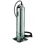 Pulsar Dry Multistage Submersible Dab Pump 230V Submersible Pump for Tanks and Wells