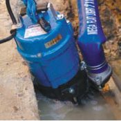Dirty Water and Site Drainage Pumps