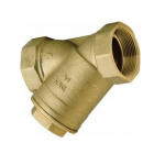 Brass Bodied Y Filter Foot valves and Strainers