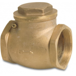 Brass Bodied Swing Check Valve Foot valves and Strainers