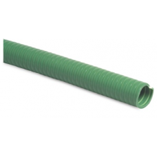 1.25 inch Green Spiral Suction Hose Medium Duty