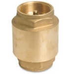Brass Bodied Spring Loaded Non-Return Valve Foot valves and Strainers