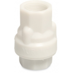 Plastic Spring Loaded Non Return Valves