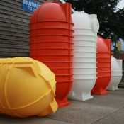 1800mm Diameter Packaged Pumping Stations