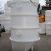 1000mm Diameter Packaged Pumping Stations