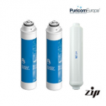 Puricom ZIP Replacement Cartridges Annual Set