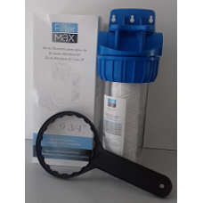 10 inch Filter Max 3P Water Filtration Kit Plastic Water Filter Housings and Spares