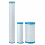 10 Inch 5 Micron  Carbon Block Cartridge  Drinking Water Filters
