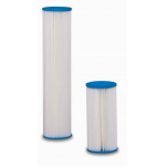 Spectrum 10 inch BB 5 Micron Polyester Pleated Filter Cartridge Spectrum Pleated Polyester Filter Cartridge