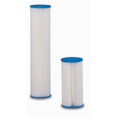 Spectrum 20 inch 5 micron Big Blue Pleated Polyester Filter Cartridge Spectrum Pleated Polyester Filter Cartridge