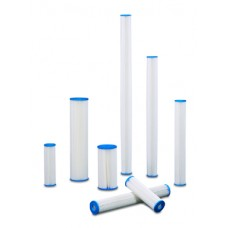 Spectrum 20 inch 5 Micron Pleated Polyester Filter Cartridge Spectrum Pleated Polyester Filter Cartridge