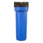 10 inch Blue Water Filter Housing Plastic Filter Housings and Spares