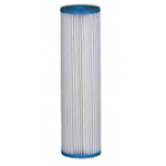 Spectrum 10 inch 20 Micron Pleated Polyester Filter Cartridge Spectrum Pleated Polyester Filter Cartridge
