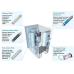 Puricom ZIP Replacment Cartridges Full Set Domestic RO Systems