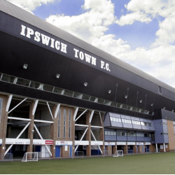 New Well Sunk at Ipswich Town Football Club